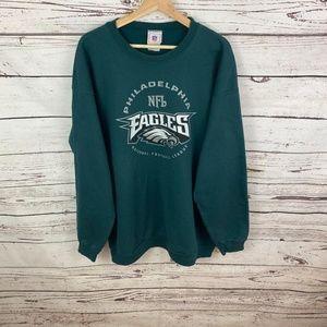 NFL Philadelphia Eagles Sweatshirt Size XL